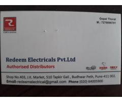 Redeem Electricals Pvt. Ltd