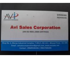 Avi Sales Corporation