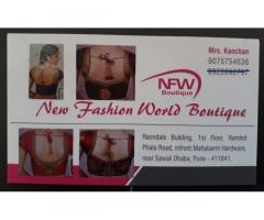 New Fashion World Boutique