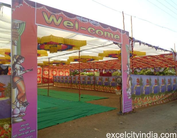 Sainath Mandap Decorates