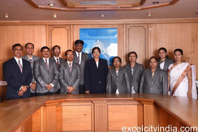 Bharati Vidyapeeth Law College