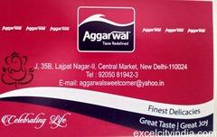 Aggarwal Sweet Corner