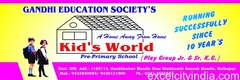 Kids World Pre-Primary School