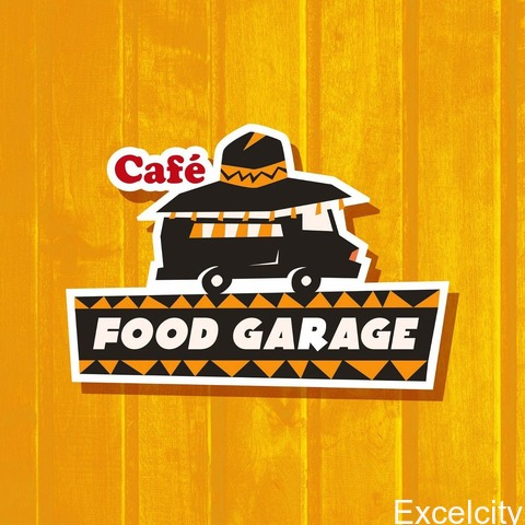 Cafe Food Garage