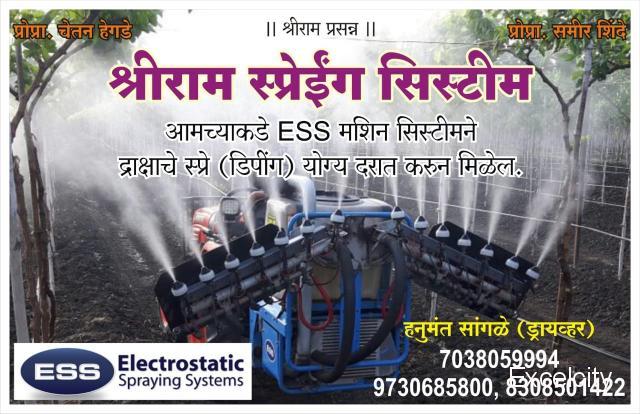 Shriram Spreying Systems