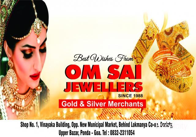 Om Sai jewellers
