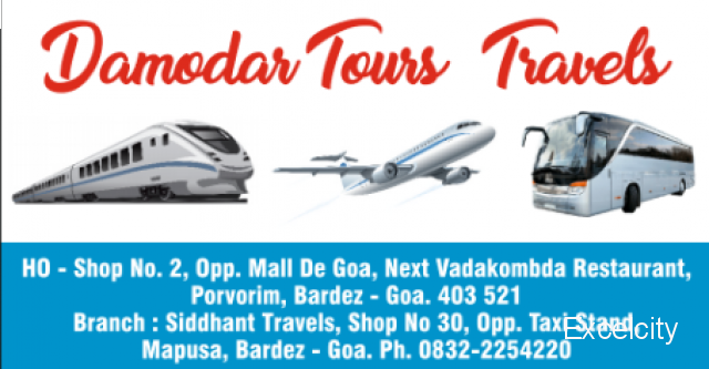 Damodar Tours and Travels