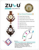 Eminence Clock And Gift - Zulu Quartz