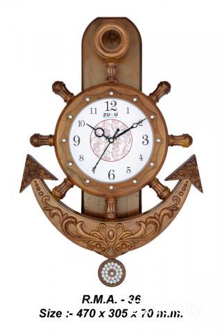 Eminence Clock And Gift - Zulu Quartz