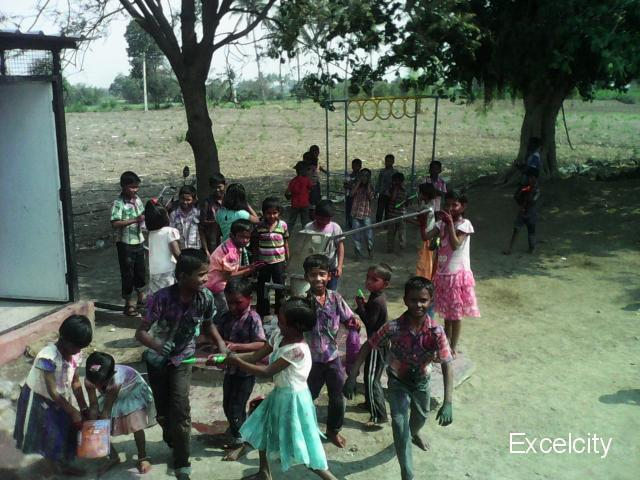 Z.P. Primary School Patilwasti ( Gotondi )