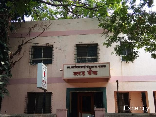 Late Manikbai Chandulal Saraf, Blood Bank Baramati