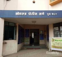 Kothrud Police Station