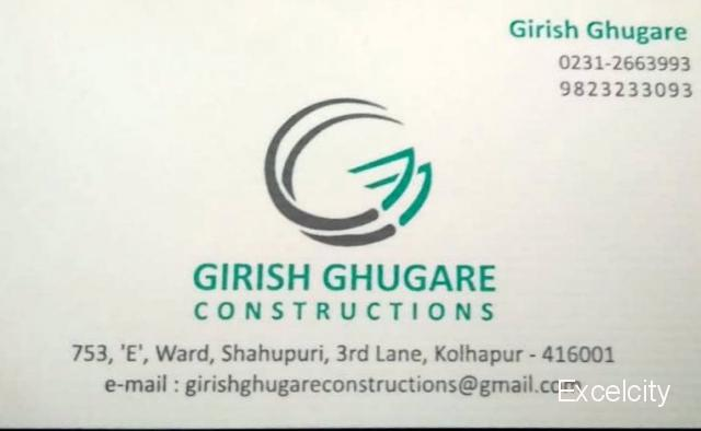 GIRISH GHUGARE CONSTRUCTIONS