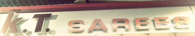 K. T. Sarees