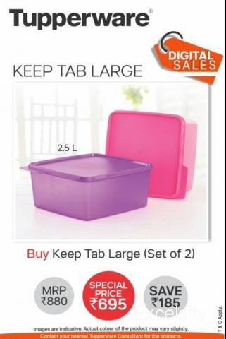 Shreejee Sales Tupperware