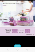 Faariah Sales Tupperware
