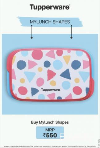 Faariah Sales Tupperware