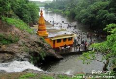 Kondeshwar Temple And Waterfall Badlapur