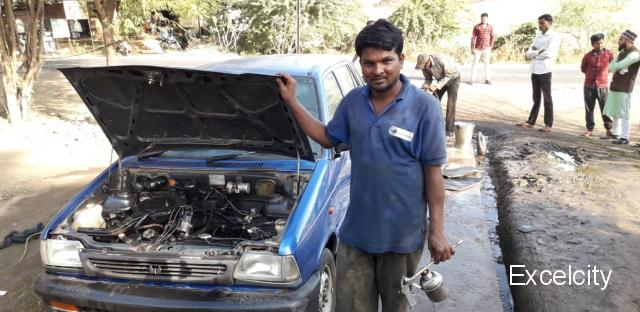 Shiv Shankar Servicing, Gricing and Tyres