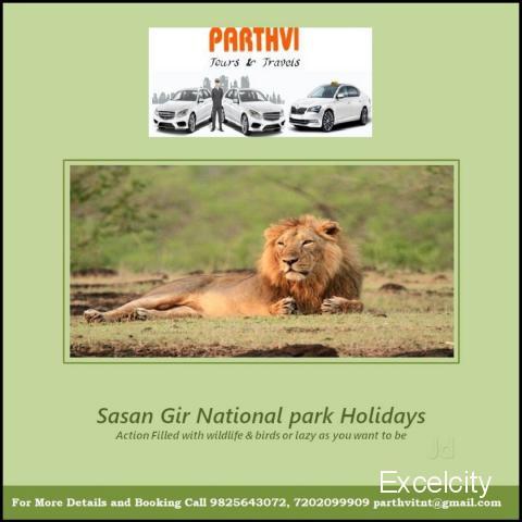 PARTHVI TOURS AND TRAVELS