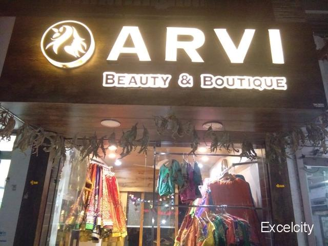ARVI BEAUTY AND BOUTIQUE