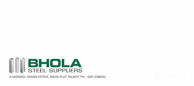BHOLA STEEL SUPPLIER