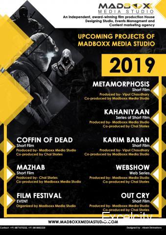 Madboxx Media Studio