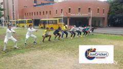JusCricket Academy