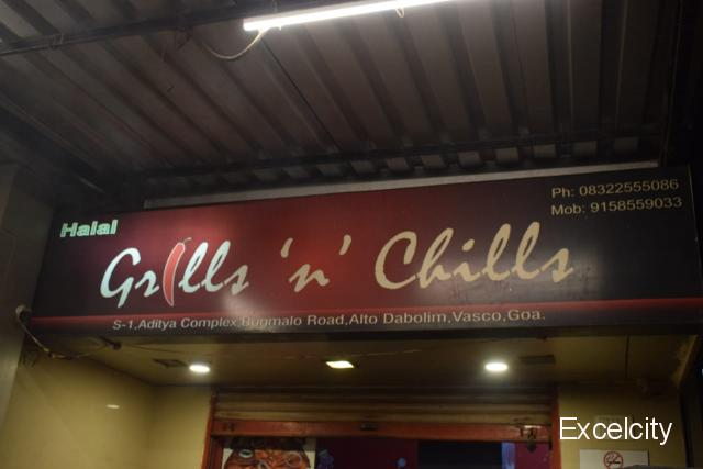 Grills N Chills