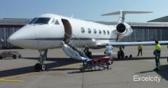 King Air and Train Ambulance Services